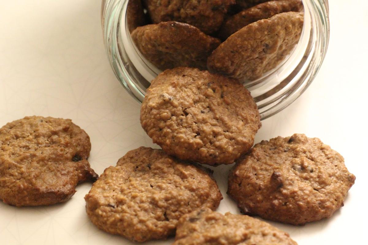עוגיות בננה שוקולד צ'יפס - גל סנדלר-קאראסיק