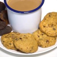 עוגיות משמש אפויות